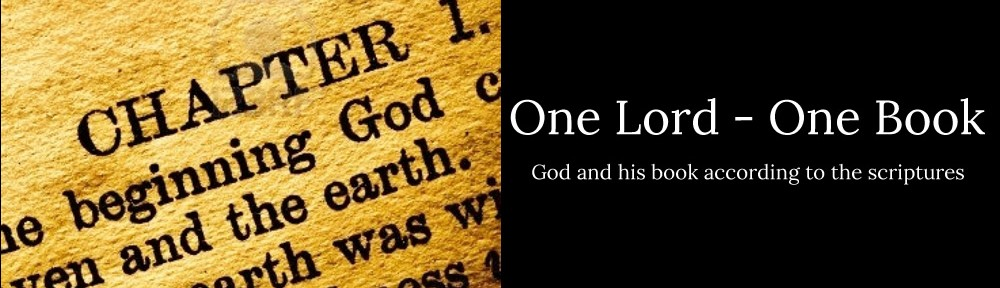 One Lord One Book